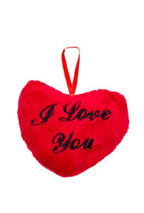 Hjärta, 10 cm