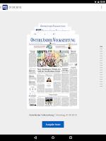 Screenshot of OVZ E-Paper
