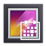 Gallery Datetime Plugin Icon