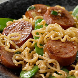 Sausage And Noodle Stir Fry Recipes