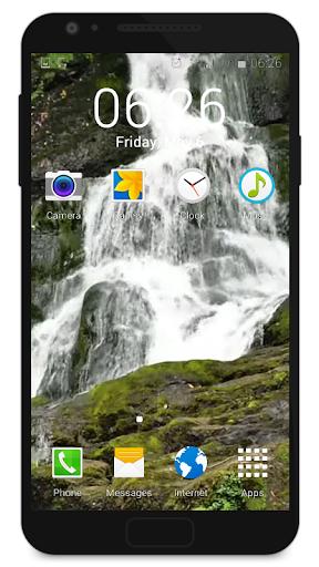 動態壁紙 - 基拉尼瀑布