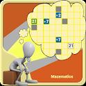 Math Puzzle Game: Mazematics icon