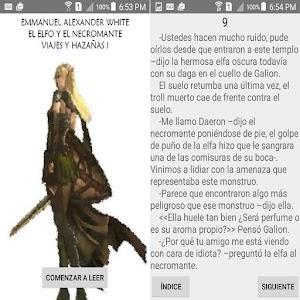 El elfo y el necromante Gratis
