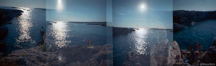 Photo: Cala Ses Olles, Menorca