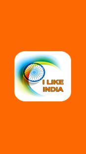 I LIKE INDIA - náhled