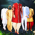 Wedding Dress For Men : Man Photo Suit Editor icon