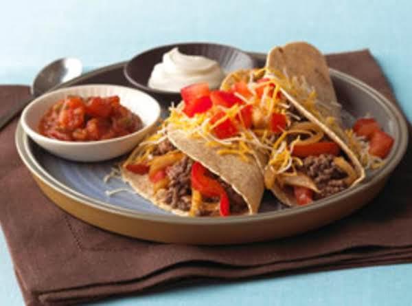 Round 2 Bbq Soft Tacos Recipe