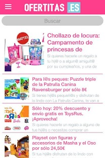 Ofertitas- screenshot thumbnail