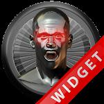 Poweramp Widget Red Atlantis Icon
