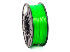 Translucent Neon Green PRO Series PLA Filament - 1.75mm (1kg)