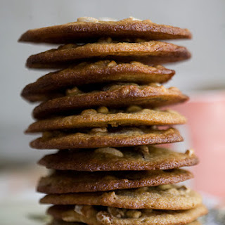 Chocolate Malted Crunch Cookies.