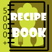 Recipe Book in English