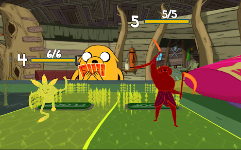 Card Wars - Adventure Time Screenshot 3