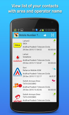 Mobile Number Tracker 1.7 screenshot 555410