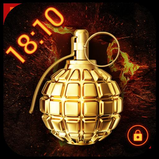 Grenade Lock Screen for You