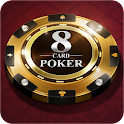 8-Card Poker icon