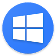 WX Launcher - Windows 10 styled 2019 Launcher icon