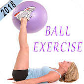 Ball Exercise Workout - Stability Ball Workouts