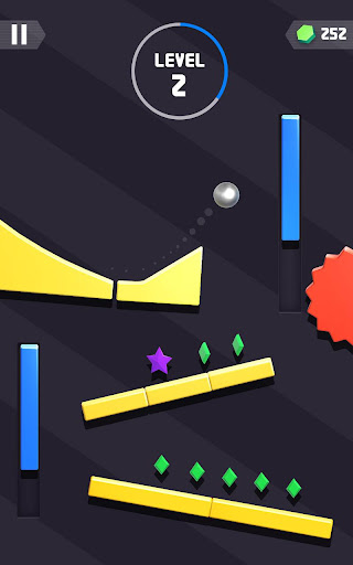 Screenshot for Tricky Taps in United States Play Store