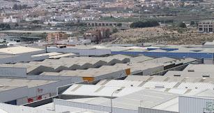 Polígono industrial de La Juaida, en Viator.