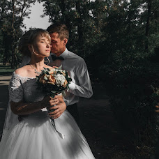 Wedding photographer Denis Shashkin (ShashDen). Photo of 07.09.2018