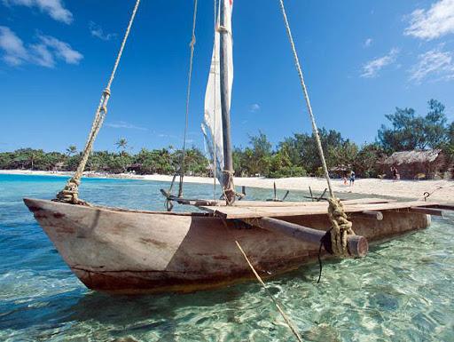 mystery-island-vanuatu.jpg - A beach scene at Mystery Island, Vanuatu, in the South Pacific.