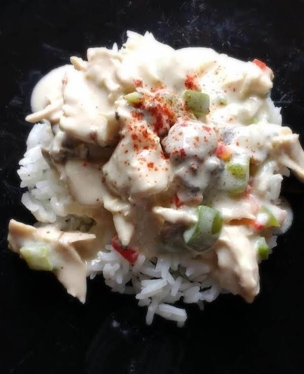 Chicken à La King Recipe