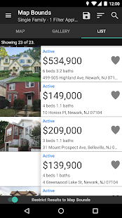 NJMLS - New Jersey Real Estate- screenshot thumbnail