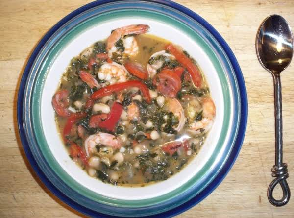 Easy Shrimp & Chorizo Gumbo Recipe