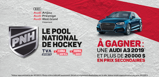 Le PNH - Le Pool National de Hockey