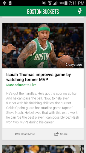 Boston Buckets - Basketball