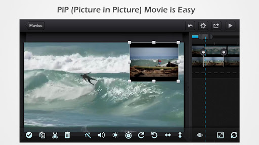 Cute CUT - Video Editor & Movie Maker 1.8.7 screenshots 3