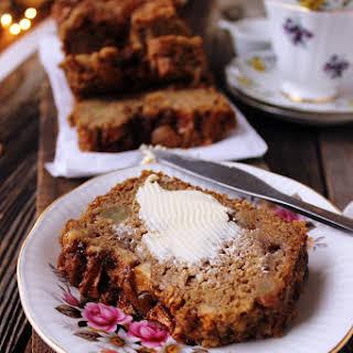 Apple Loaf Cake.