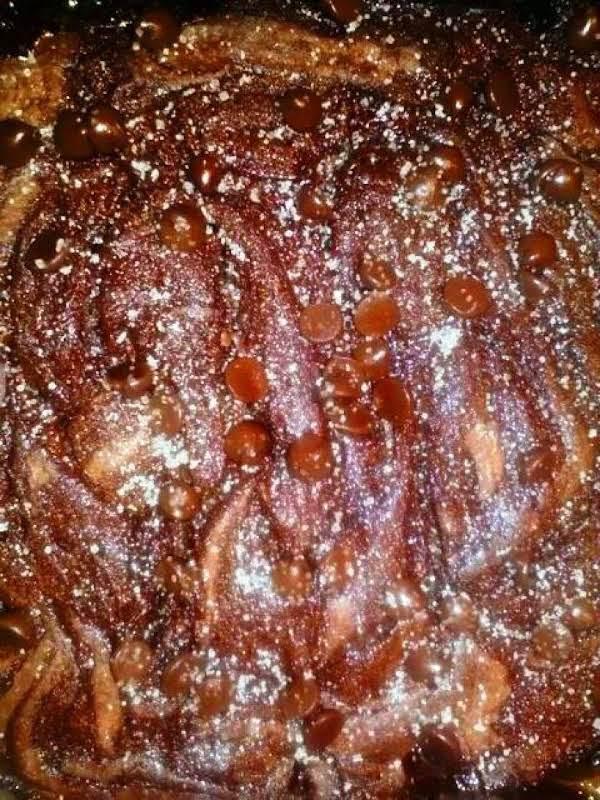 Salted Caramel Dark Chocolate Brownies Recipe