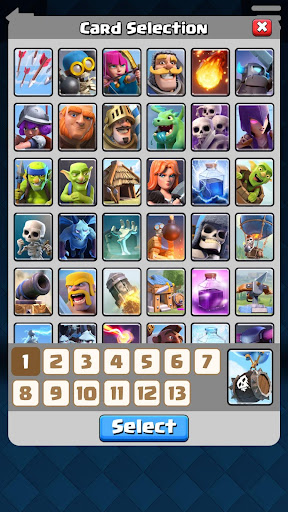 Counter Deck Generator for Clash Royale 2.0.0 PC u7528 6