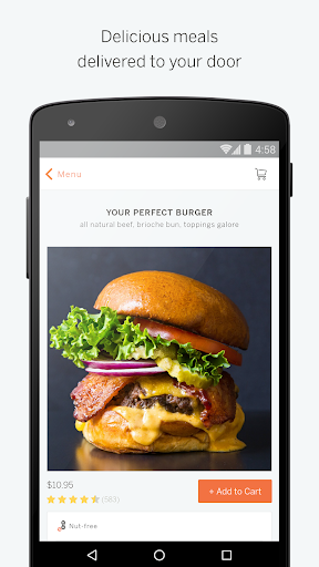 Munchery: Food Meal Delivery