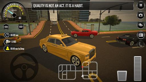 New York City Taxi Driver 3D: Taxi Sim 18 1.4 screenshots 4