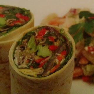 Avocado Wrap Vegetarian Recipes.