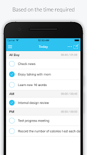 Dreamscope | To-Do List App - náhled