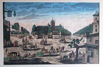 Photo: J. Chereau: Párizs, 1790