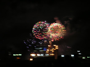Photo: The Thunder over Louisville fireworks are always beautiful.