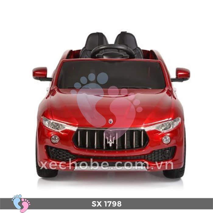 Xe hơi điện cho bé Maserati SX-1798 6