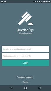 (SampleFPX) AuctionSys- screenshot thumbnail