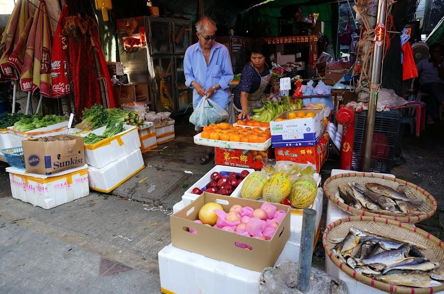 Fresh produce and fruits