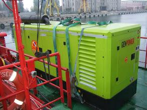 Photo: Generator Vovo 142 kva, SharkSrl, Constanta