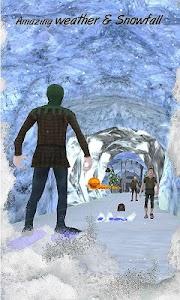 Subway Skater Mountain Surfer screenshot 4