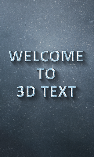 3D Text On Pictures - Logo & Name Art 1.8 Screenshots 8