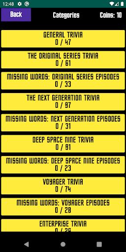 Quiz About Star Trek 1.0 screenshots 6