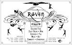 Logo for Raven Café