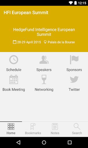 HFI European Summit